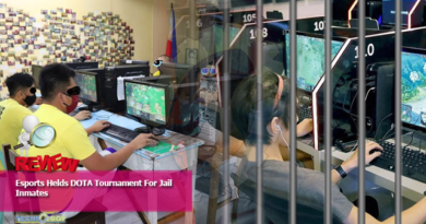 Esports Helds DOTA Tournament For Jail Inmates