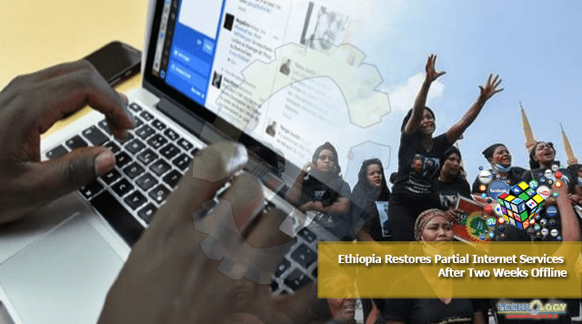 Ethiopia Restores Partial Internet Services After Two Weeks Offline