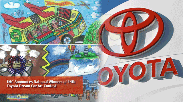 IMC-Announces-National-Winners-of-14th-Toyota-Dream-Car-Art-Contest