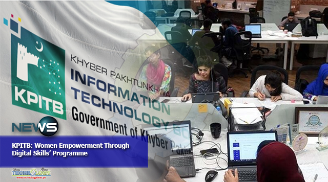 KPITB: Women Empowerment Through Digital Skills' Programme