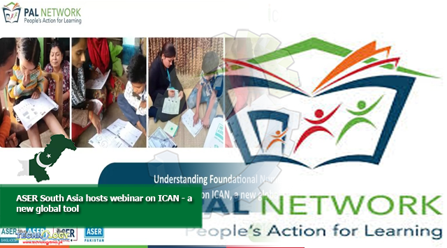 ASER South Asia hosts webinar on ICAN - a new global tool