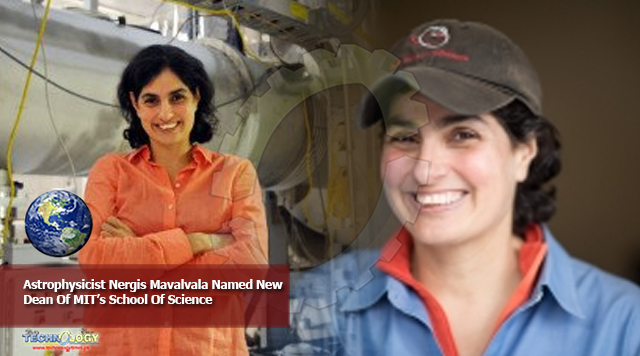 Astrophysicist Nergis Mavalvala Named New Dean Of MIT's School Of Science