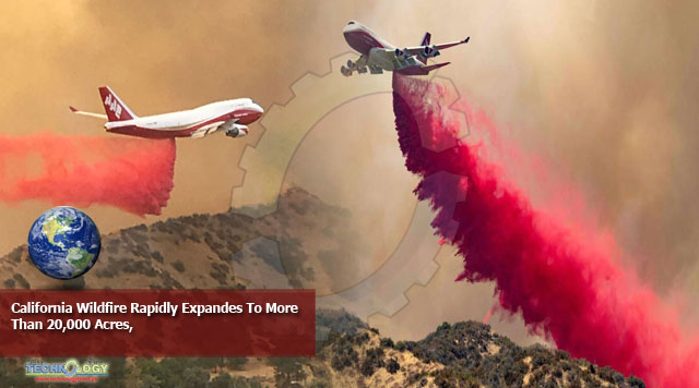 California-Wildfire-Rapidly