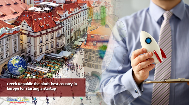 Czech Republic the ninth-best country in Europe for starting a startup