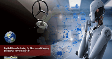 Digital Manufacturing By Mercedes Bringing Industrial Revolution 4.0