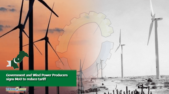 Government and Wind Power Producers signs MoU to reduce tariff