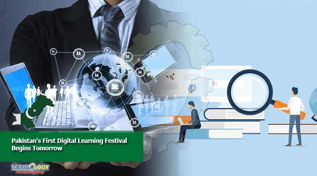 Pakistan's First Digital Learning Festival Begins Tomorrow