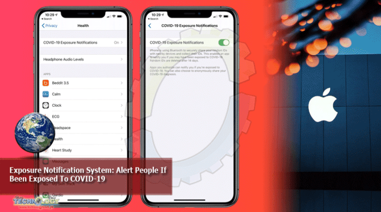Exposure Notification System: Alert People If Been Exposed To COVID-19