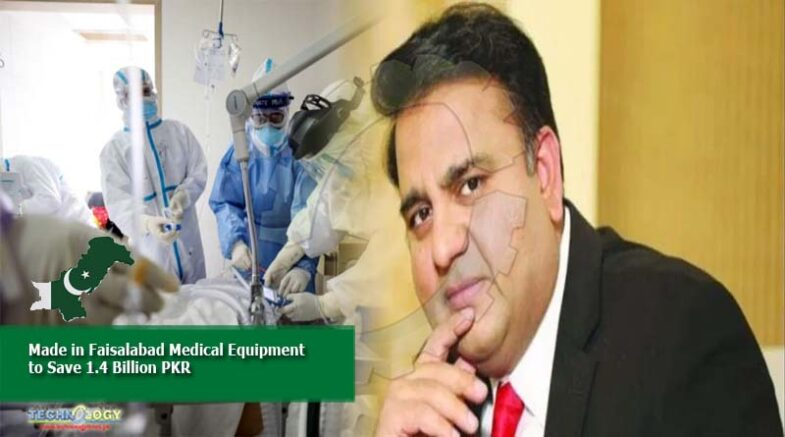 Made in Faisalabad Medical Equipment to Save 1.4 Billion PKR
