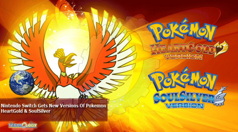 Nintendo Switch Gets New Versions Of Pokemon HeartGold & SoulSilver