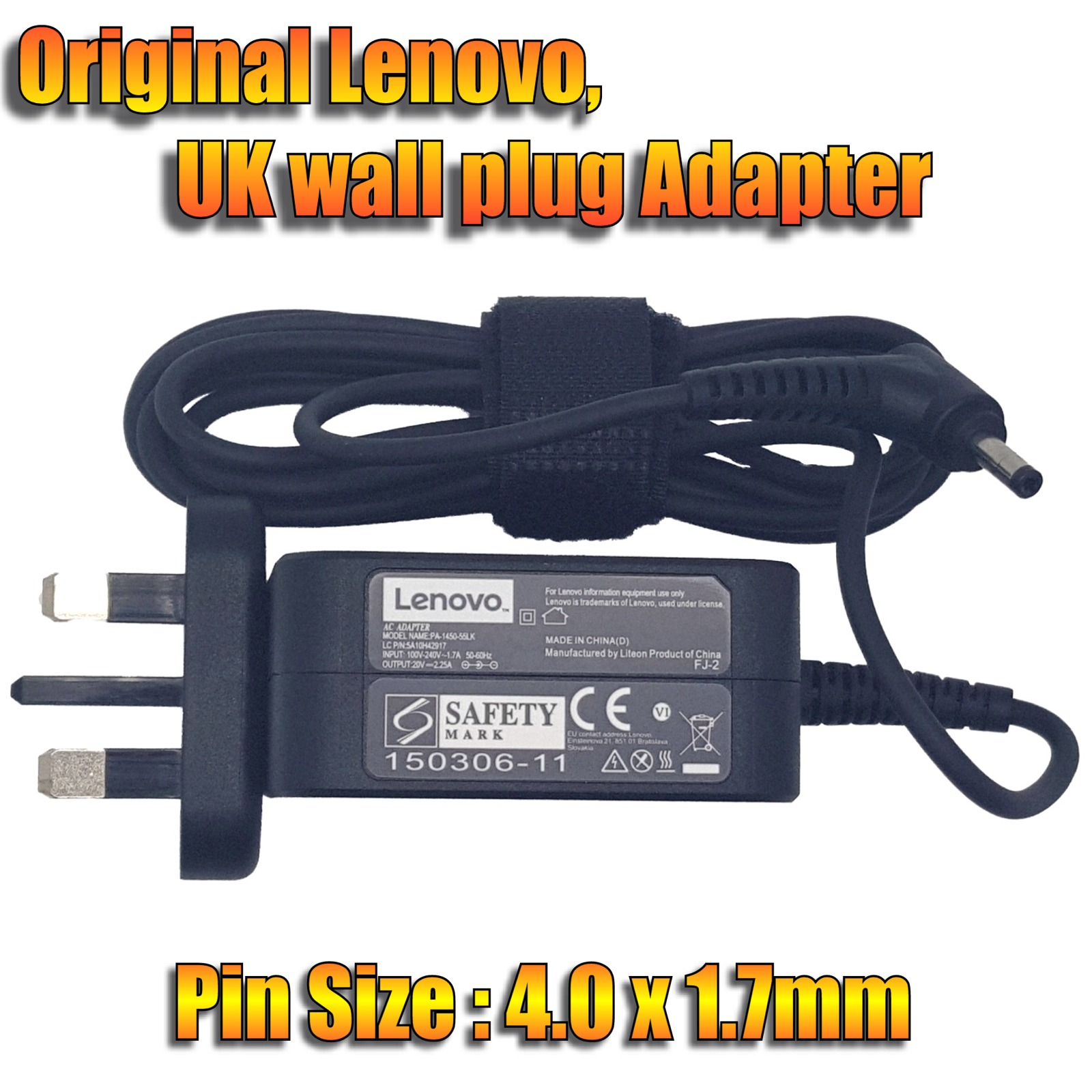 5 pin dc jack tablet netbook notebook 0 7mm 2005 hyundai elantra timing belt diagram new lenovo pa 1450 55lk 55lr 45w laptop
