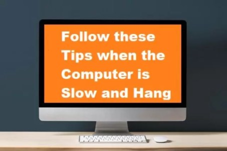 How to increase computer or laptop speed?