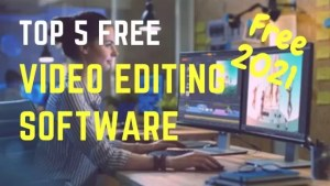 5 Best Video Editing Software for Youtubers and Bloggers (Freemium)