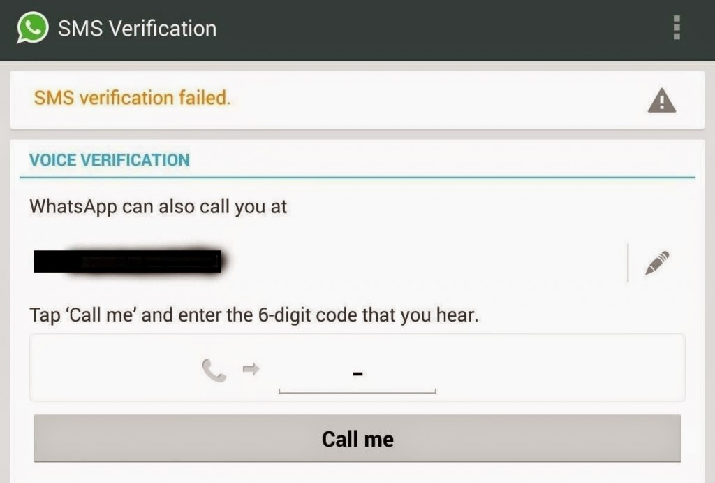 how to receive verification code using an overseas sim