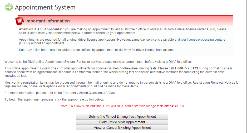 Pay Registration Renewal Online Ca