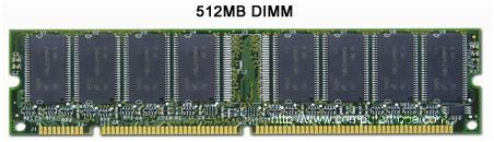 512-dmm-ram-chip