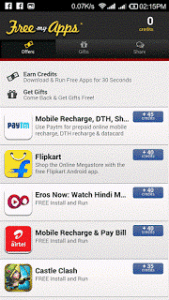 3 way to earn free google play credit using apps