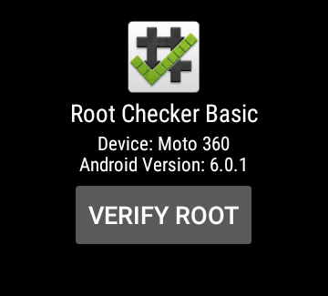 verify-root-access
