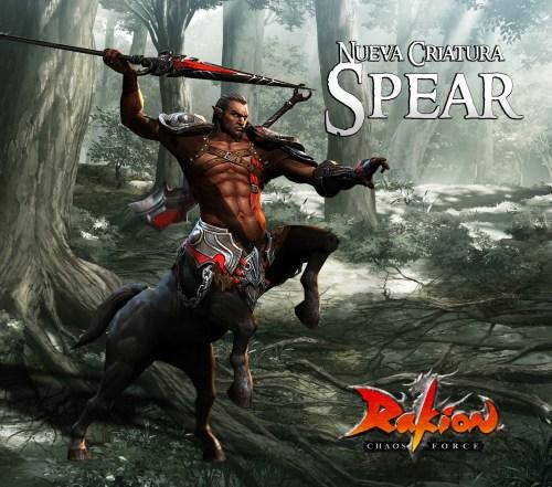 Creture Spear; Rakion