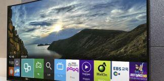Samsung Smart TV con Tizen