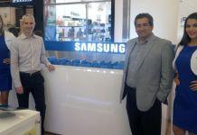 Samsung inaugura nuevo módulo de venta en el Centro Comercial Real Plaza Salaverry