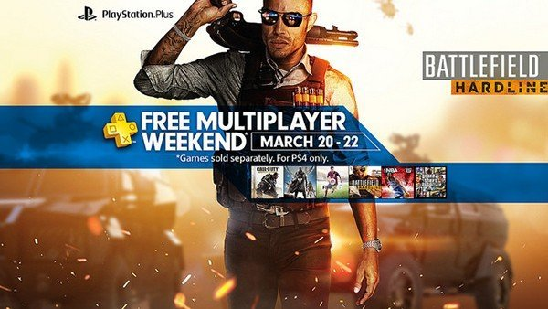 Free multiplayer PlayStation 4