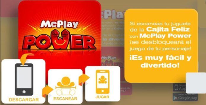 Desbloquear juegos digitales Cajita Feliz McDonald's hora de aventura adventure time