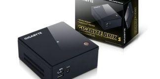 BRIX Intel de 5 generación