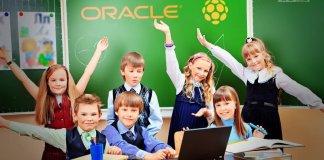 ORACLE RASPBERRY KIDS