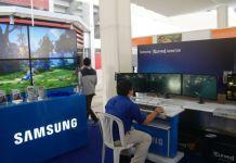 Samsung en Ragnarok 2015