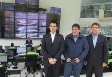 Alto al Crimen, Easy Taxi y Municipalidad de La Molina