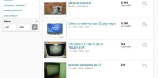 Imagen Televisores OLX