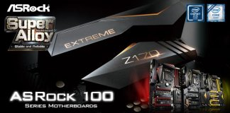 ASRock 100 Series