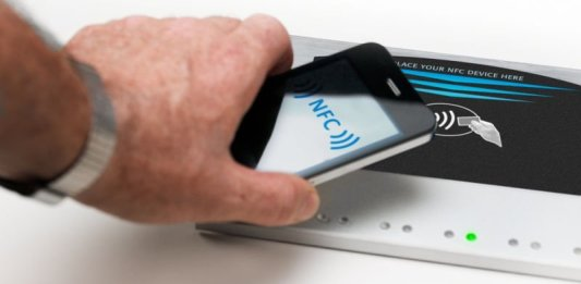NFC-payment