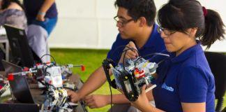 Estudiantes peruanos de la Universidad Católica San Pablo viajarán a Brasil para Concurso Latinoamericano de Robótica