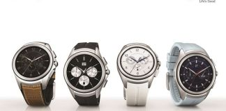 LG presentó LG Watch Urbane 2 el primer Smartwatch con Android Wear que permite recibir llamadas
