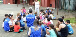 Samsung Voluntariado