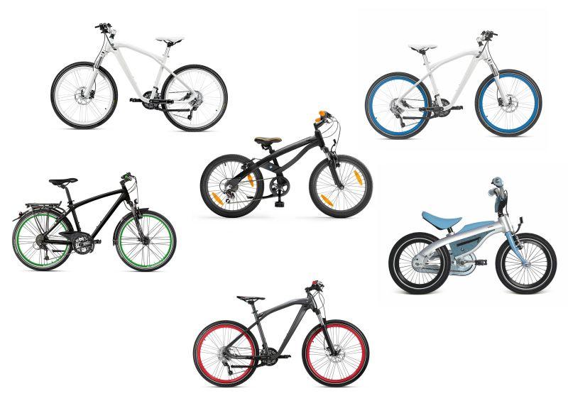 BMW Perú lanza la nueva colección de bicicletas de BMW