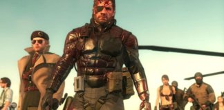 MGSV The Phantom Pain