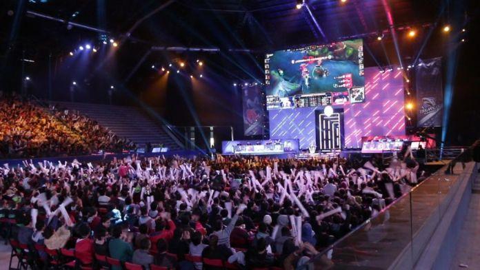 Acer-La final de la Copa Latinoamérica Sur de League of Legends o el imperio de los eSports