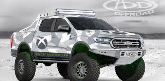Ford Ranger-Xbox