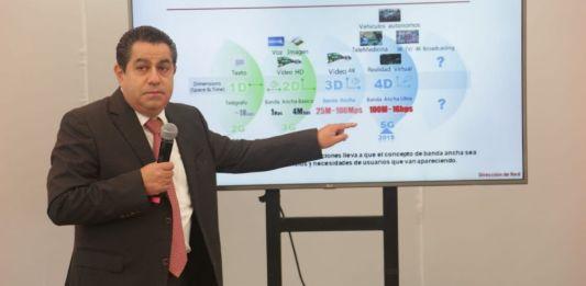 Juan David Rodríguez, director de Red