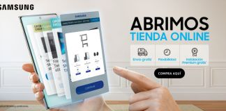 Samsung apertura su tienda online en Perú