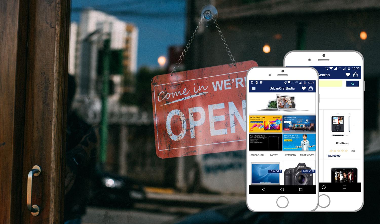 OpenCart Mobile App – Technophile