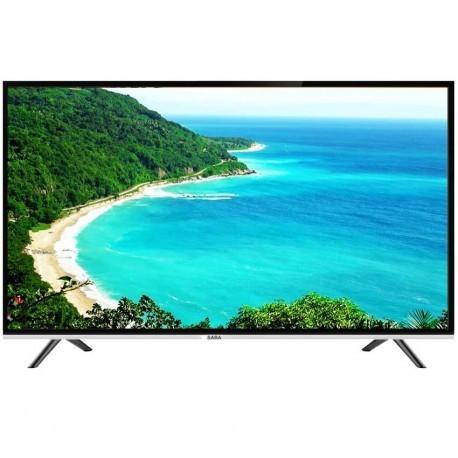 televiseur saba tv led 49 pouces hd sb49led470 rsw