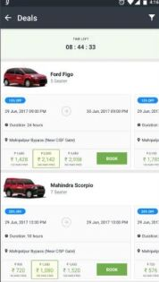 ZoomCar Car and Cycle Rental Services