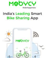 Mobycy Cycle Sharing App
