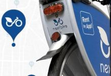 Smartbike - Cycle services by NextBike in India