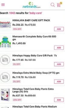NetMeds App