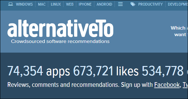 alternativeto-software-download-websites